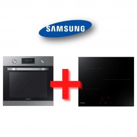 Pack cuisson Four Pyrolyse + Plaque induction SAMSUNG